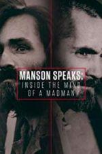 Watch Manson Speaks: Inside the Mind of a Madman Online Megashare9